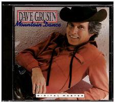 Audiophile grp CD Dave Grusin - Mountain Dance Japanpressung