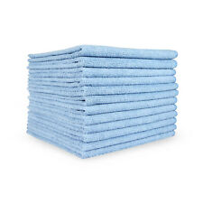 Home Cleaning Cloth 12 Pack - Microfiber - 12 x 12 Reusable Towel Color Options