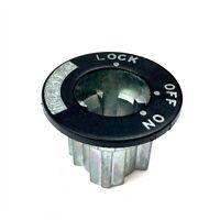 Vespa PX EFL LML 2T Pk T5 Ignition Steering Lock Surround ON/OFF/LOCK 001382