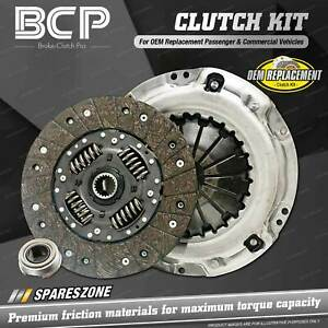 OEM Replacement Clutch Kit for Peugeot 206 1.4L 55kw 8/1998 - 2/2007 BCP