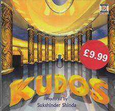 SUKSHINDER SHINDA - KUDOS - BRAND NEW BHANGRA CD SONGS - FREE UK POST