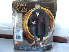 Rubie's Lord Of The Rings Frodo Baggins Child's Costume Large 12 - 14