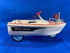 Nos Hallmark Kiddie Car Classics Murray Jolly Roger Boat Pedal Car Qhg9005 New