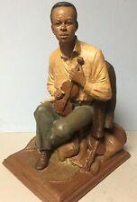 "Vintage 1990 Tom Clark ""Melodious"" Cairn Studios Black Fiddler Rare - No Box"
