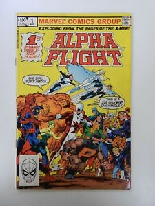 Alpha Flight #1 VG/FN condition Huge auction going on now!