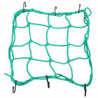 Net Nylon Elastic Luggage Net For Bicycles Motorcycles (Green)