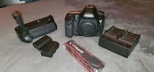 Canon EOS 5D Mark III 22.3MP Digital SLR Camera bundle