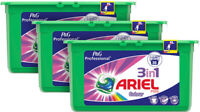 3 X35 Pack Ariel 3 in 1 Colour Liquitabs Washing Detergent Tablets Capsules Pods