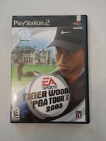 Tiger Woods PGA Tour 2003 (Sony PlayStation 2, 2002) PS2 CIB Tested & Works