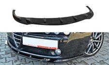Cup Spoilerlippe für Alfa Romeo 159 Sportwagon Diffusor Schwert Splitter V1
