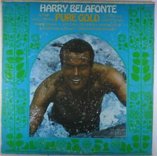 """12"""" LP - Harry Belafonte - Pure Gold - H908 - cleaned"""