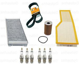 Porsche 911 Tune Up Air Filter ,Oil Filter, Cabin Filter , Spark Plugs + Belt