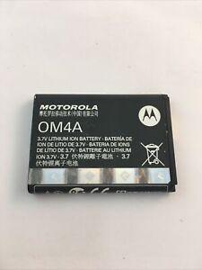 Genuine Original Motorola OM4A 750mAh Battery