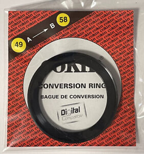 Cokin 49mm - 58mm Conversion Ring Step Up