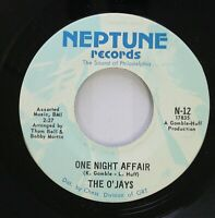 Hear! Northern Soul 45 The O'Jays - One Night Affair / There'S Someone (Waiting