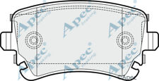 REAR BRAKE PADS FOR BENTLEY CONTINENTAL FLYING SPUR GENUINE APEC PAD1529