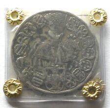 AUSTRIA - Ordine Teutonico - Tallero argento 1603 Massimiliano III (1588-1618)