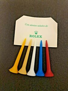 Rolex Golf Tees originali