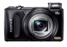Fujifilm FinePix F300EXR 12MP Digital Camera with 15x Wide-Angle Zoom and 3.0-In