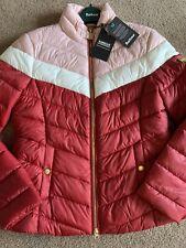 Barbour International Aurburn Jacket Size 12 BNWT