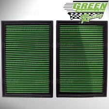 Green Sportluftfilter für Mercedes-Benz AMG GT 4,0L 2 Filter-Kit Luftfilter