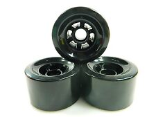 83mm Pro Longboard Cruiser Wheels Flywheels Black