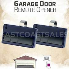 2 For Chamberlain 371LM 373LM 374LM 3 Button Garage Door Opener Remote 315MHz