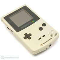 GameBoy Color Konsole #Gold & Silber Pokemon Center Edt. (mit Standard Display)