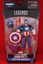 Marvel Legends Captain America Civil War Red Skull BAF Wave 1 Action Figure 2015