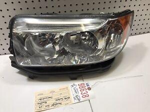 2005 2006 2007 2008 SUBARU FORESTER Left Side Headlight OEM 1 BROKEN TAB