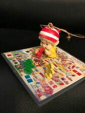 Enesco Candyland Collectible Ornament-Mint Condition-No Box
