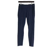 Outdoor Voices Womens Athletic Pants Yoga Leggings Blue Size Large L