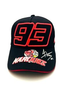 Motorcycle baseball biker Marc Marquez 93 GP Ant men's snapback fashion hat cap