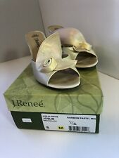 J Renee Heels Size 8 Joslin Satin Rainbow Pastel Classic Womens Shoes Nordstrom