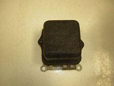 Delco Remy 1963-1968 Chevrolet NOS 1119511 Delco D633 Voltage Regulator 3A 1963