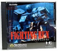 PC-Engine Fighting Run Japan NEC PCE