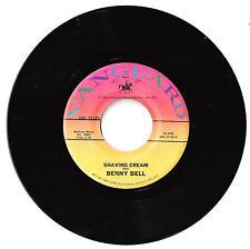 Benny Bell - Shaving Cream b/w The Girl From Chicago - 45 RPM (1975)