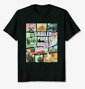Trailer Park Boys Sunnyvale Comedy T-Shirt S-3XL