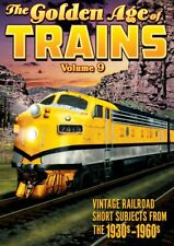 Trains: The Golden Age of Trains, Volume 9 New Dvd