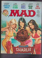"Vintage ""MAD"" Magazine #193 September 1977 Alfred E Neuman BB"
