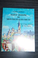 Saint Joseph de Montigny Lès Metz - Albert Haefeli