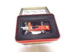 J 15 ) COFFRET SOLIDO METAL  FERRARI V 12 F1 1968 jacky ICKX 1/43ème  REF 4601