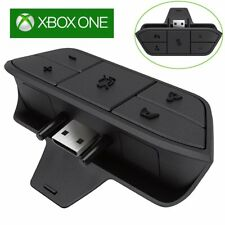 For Xbox One Stereo Headset Adapter Converter Enables Chat Audio Game Controller