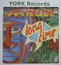 """ARROW - Long Time - Excellent Condition 7"""" Single London LON 70"""