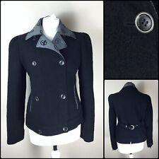 3b426c1f65 ARMANI Patternless Black Coats, Jackets & Waistcoats for Women for ...