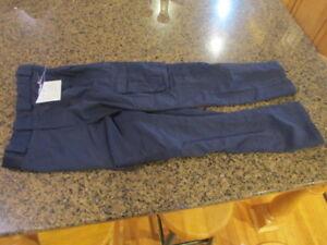 ROTHCO 5624 Women's 10 EMT Pants EMS Blue Stretch Waistband combat NWT 9 pocket