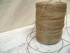 Flax Stitching Twine - 25 Metres - Upholstery Thread Supplies - Heavy Duty