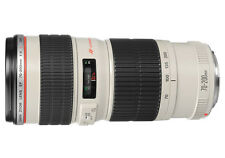 Canon EF 70-200 mm f/4L objectif USM
