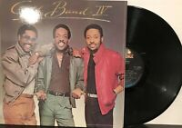The Gap Band – Gap Band IV LP 1982 Total Experience Records – TE-1-3001 EX/NM