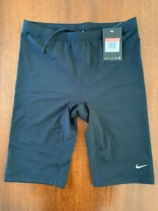 NEW Nike Men's Black Swimming Jammer - Size 34 / L